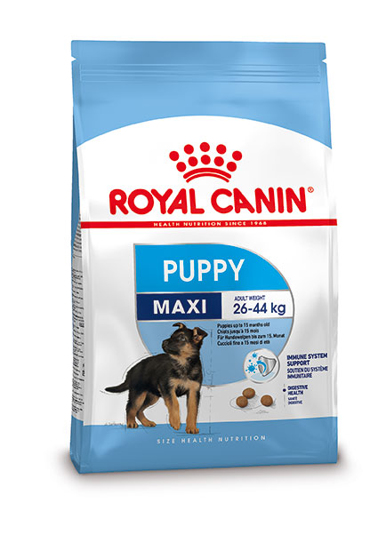 Afbeelding Royal Canin Maxi Puppy hondenvoer 4 kg