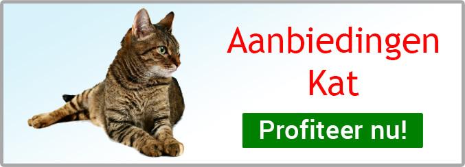 Aanbiedingen Kat